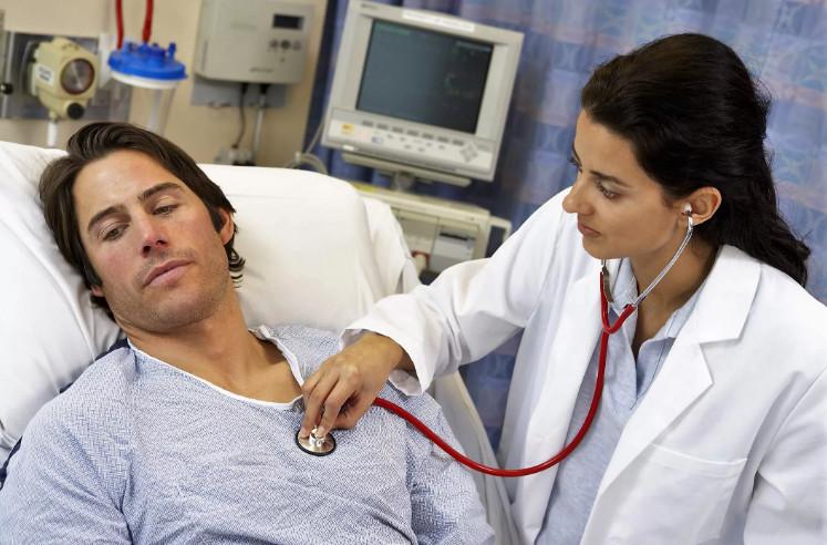 Признаки воспаления легких у взрослого человека