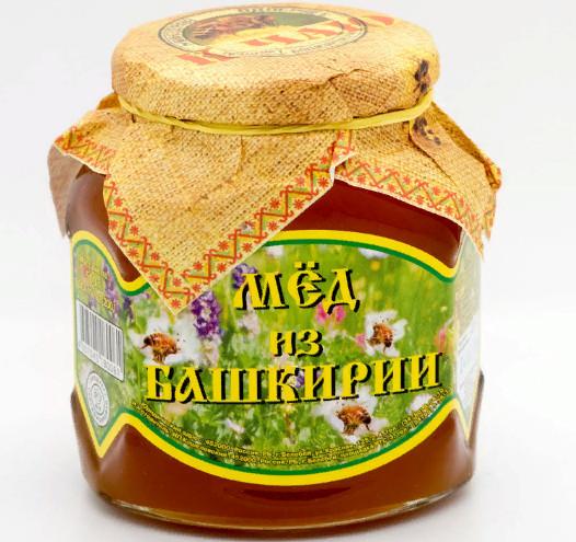 Мед Башкортостана
