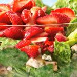 Блюда из клубники — 4 рецепта