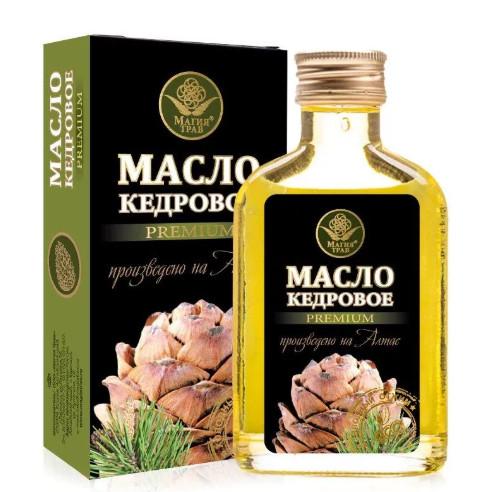 Кедровое растительное масло