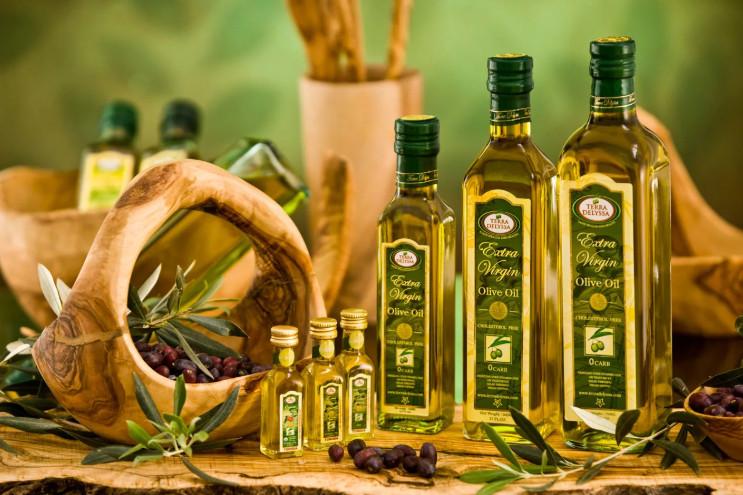 Растительные масла оливковое