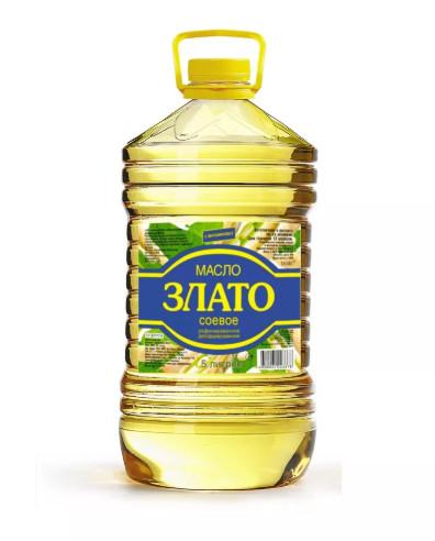 Соевое растительное масло
