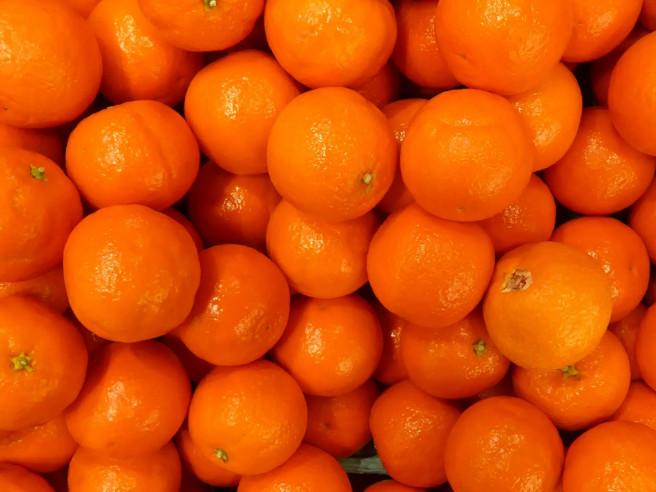 Мандарины - витамины, калорийность, польза