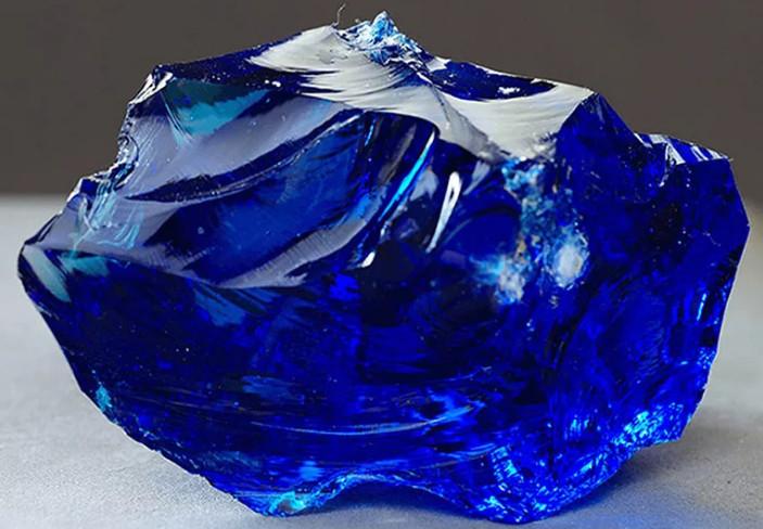 Синие камни разновидности и свойства