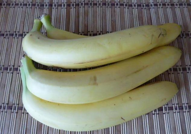 Самые полезные продукты бананы