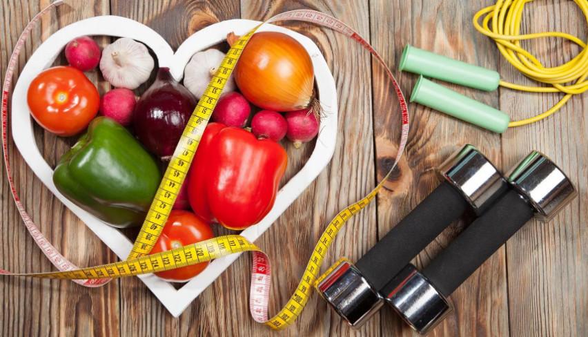 Диета и фитнес для похудения