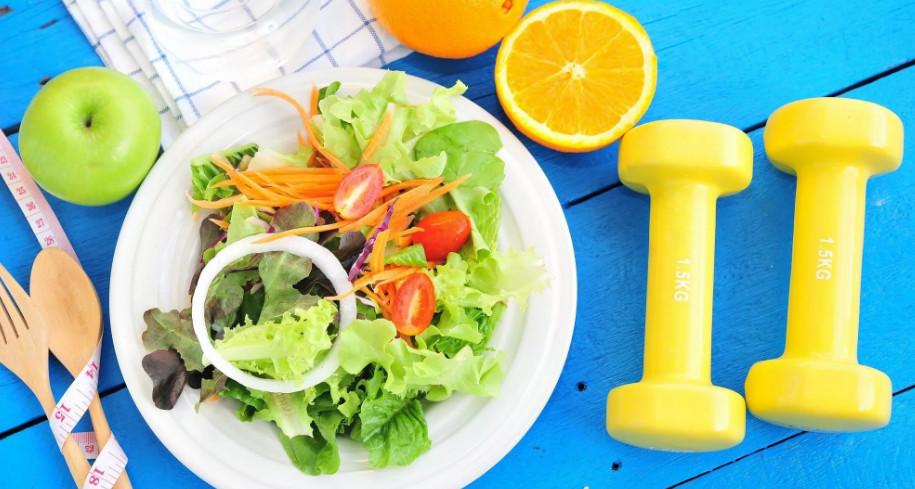 Диета и фитнес двойной удар по лишнему весу