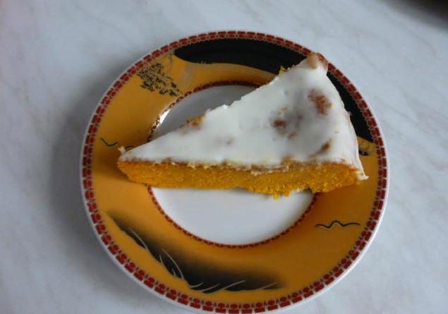 Что подают к пиву морковный тортик
