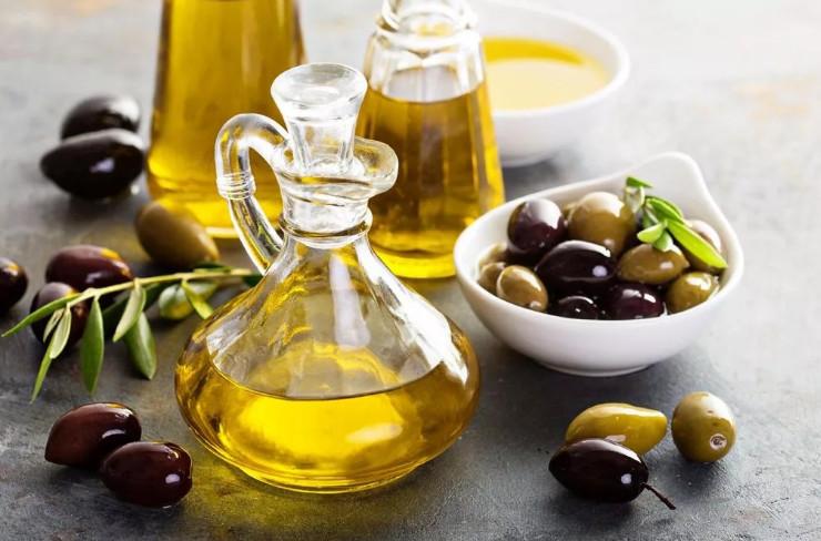 Такое полезное оливковое масло