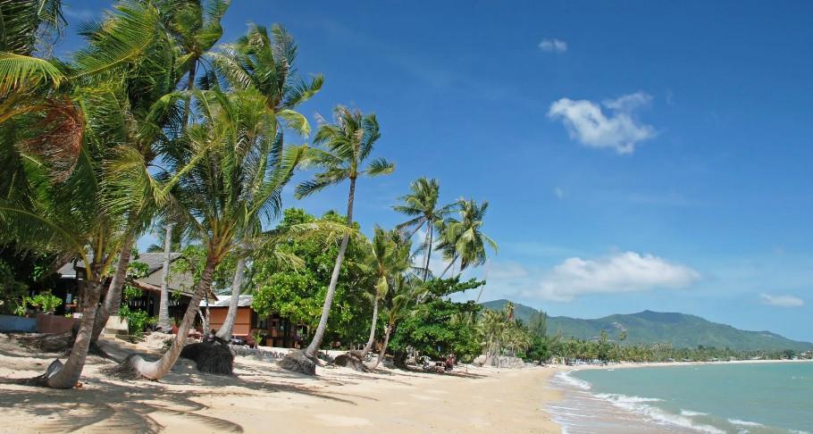 Остров Самуи пляжи