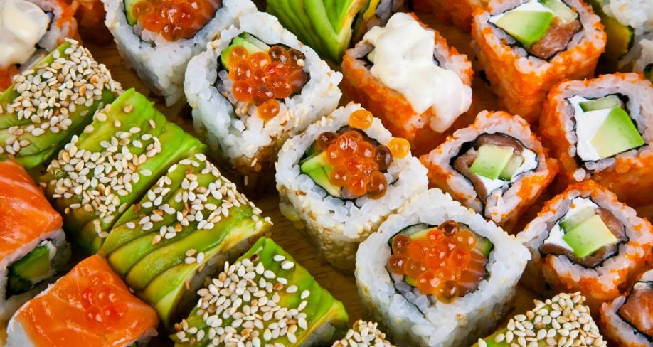 Роллы и суши в чем различие