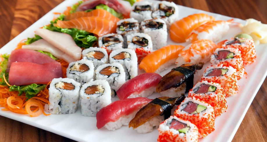 Суши и роллы в чем различие