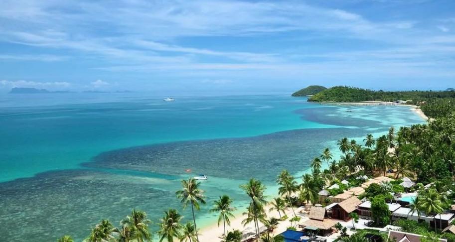 Остров Самуи Тайланд