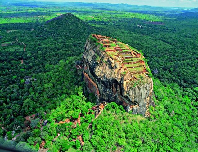 Шри Ланка Сигирия