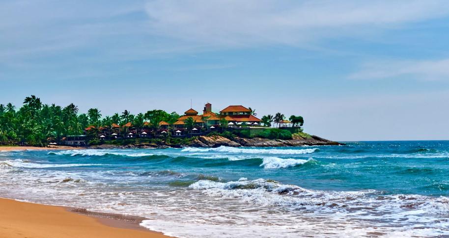 Шри Ланка побережье фото