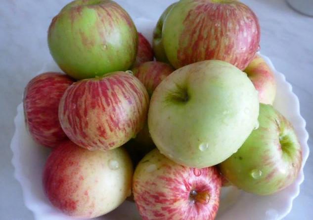 Самые полезные продукты яблоки