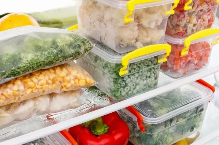 Как замораживать продукты для детей
