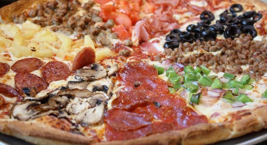 Необычная пицца из разных стран