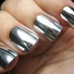 Как наносить фольгу на ногти правильно