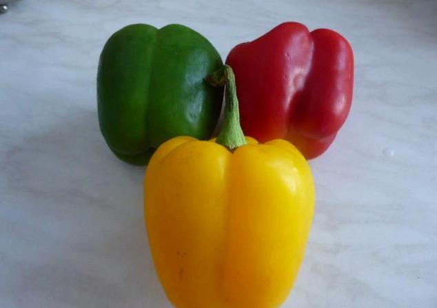Болгарский перец витамины