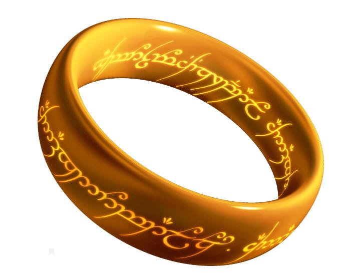 Необычные подарки для мужчин кольцо всевластия
