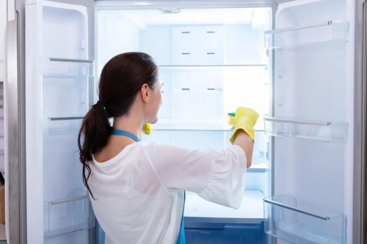 Моем и размораживаем холодильник