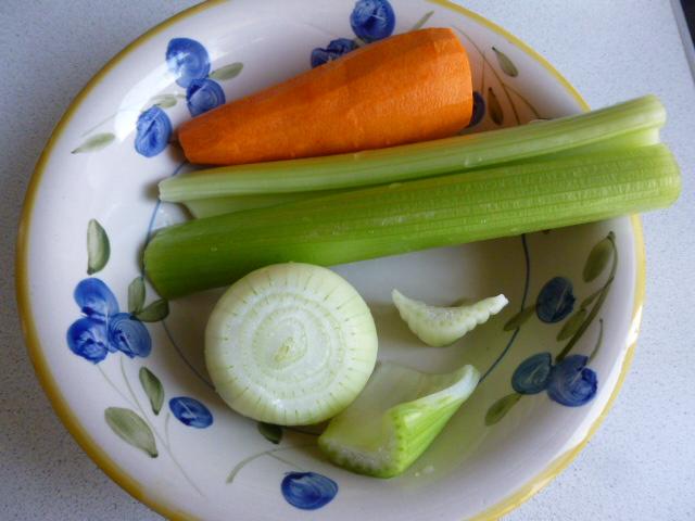 Овощи для приготовления плова
