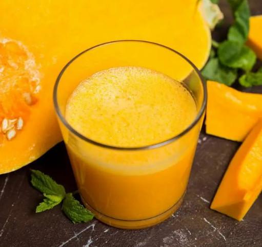 Чем полезен сок тыквы