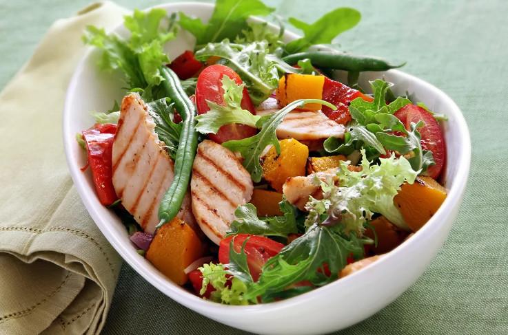 Диетическое питание и похудение