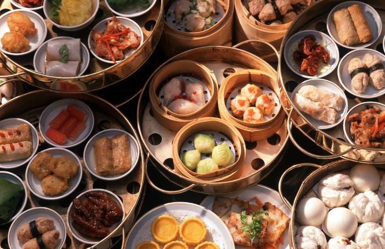 Еда в Гонконге фото