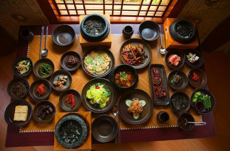 Корейская кухня фото