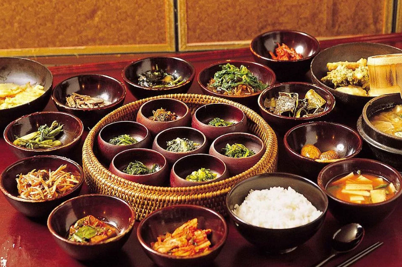 Национальная Корейская кухня