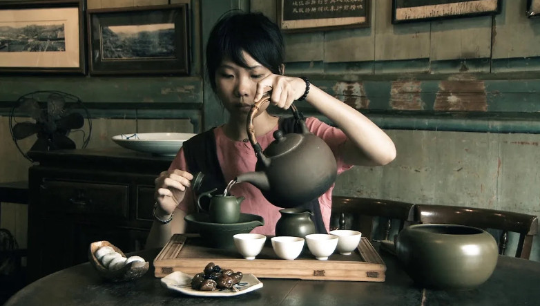 Чайная церемония в Гонконге